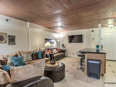 Photo for Deluxe One Bedroom Suite at Jockey Club | Located in the heart of the Las Vegas Strip!