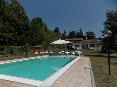Photo for Villa in the center of Grezzano with Internet, Pool, Parking, Terrace (717301)