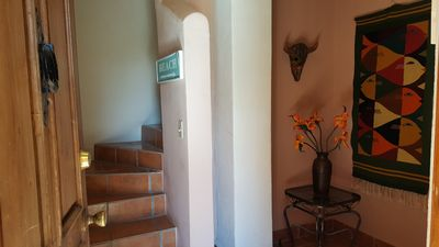 Downstairs Entry