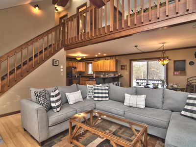 Photo for Spacious Home-perfect for families-Jim Thorpe-Whitewater -Waterparks-Festivals