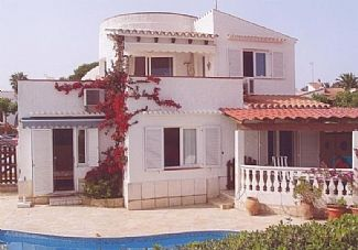 Photo for Super Villa with Private Pool,perfect for families ,Sleeps 8/9 (4 Bedrooms).