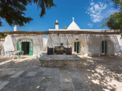 Photo for 200 Trullo in the Country in Ostuni