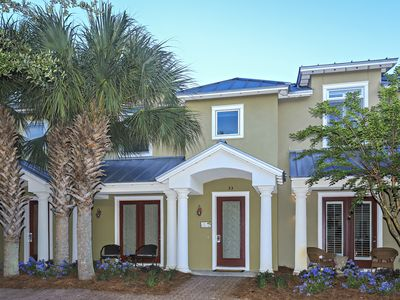 Photo for 30-A Beach Vacation Rental - Gulf Place Townhouse