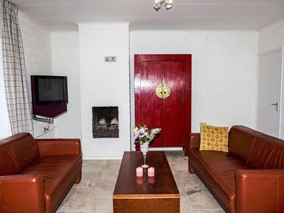 Photo for Beautiful private villa with WIFI, TV, pets allowed and parking
