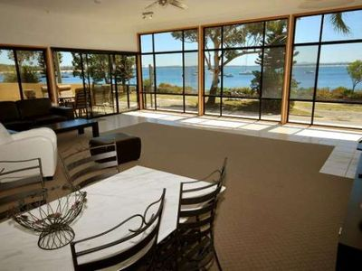 Photo for 1BR Apartment Vacation Rental in Shoal Bay, New South Wales