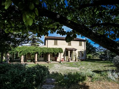 Photo for Beautiful Tuscan Maremma Villa - an oasis of tranquility 20 minutes from the sea