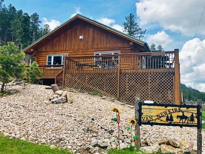 Photo for Cabin with a View of Harney Peak and Close to all Black Hills Attractions