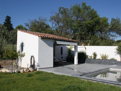 Photo for Villa 135 m² with pool, pool house, 1000 m² of land 3 Pers