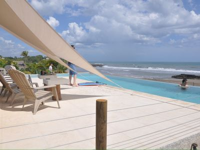 Photo for Casa SunSandSurf  Oceanfront*Ocean View*Spectacular Infinity view pool +36 ft.