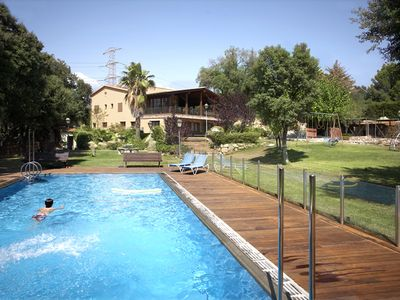 Photo for Catalunya Casas: Masia Matadepera for 14 guests, only 25km from Barcelona!