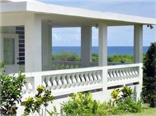 Always a breeze with a lovely ocean view from our wrap around veranda.