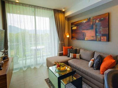 Photo for Apartment 740 m from the center of Choeng Thale with Lift, Parking, Internet, Washing machine (719470)