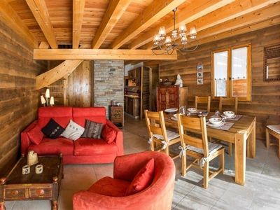 Photo for Chalet Saint-Michel-de-Chaillol, 2 bedrooms, 6 persons