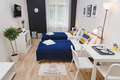 Clean and comfortable studio apartment in Zagreb city center
