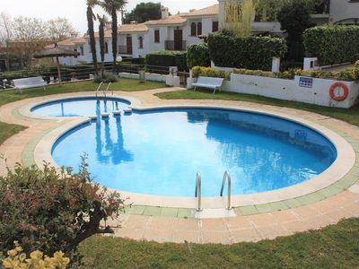 Photo for S'agaró Park at 100 meters from the beach