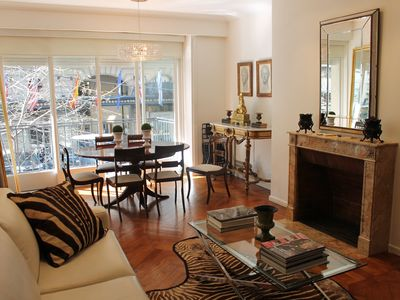 Photo for Two Bedroom Apartment On Alvear Avenue