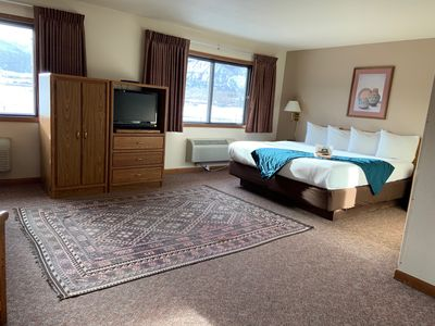 Photo for Ridgway Lodge & Suites - King Suite with Jacuzzi