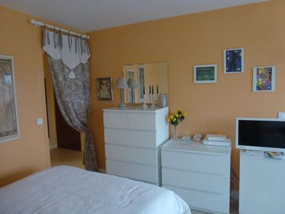Photo for Sunny and Spacious STUDIO,  44 sqm, Great View, Wifi, TV,