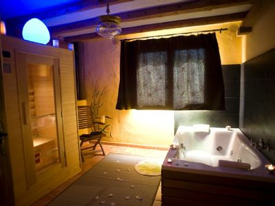 Photo for Rural house Majuelo-Love-Spa- El Rincón de Monasterio & SPA for 2 people
