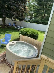 Photo for Completely Renovated! Minutes to Track w/ Hot Tub