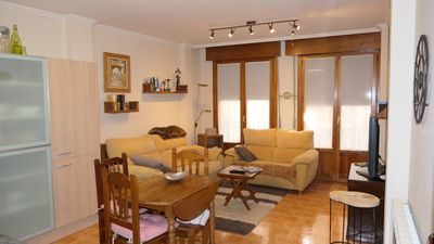Photo for The house of the gatico. Tourist apartment located in Lumbier, Navarra.