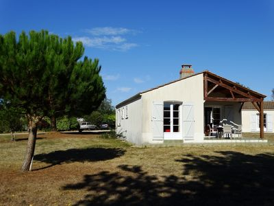 Photo for In the countryside, annex house on a large 5000 m² property