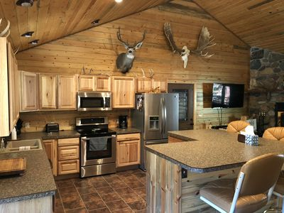 Photo for Outstanding Crandall Cabin minutes from Yellowstone, ready for your adventure!