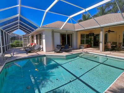 Photo for Three Bedroom Home Located in SW Cape Coral near Cape Harbor Marina - Palm Paradise