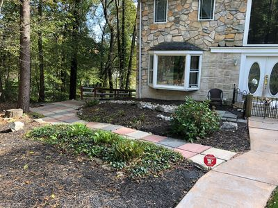 Photo for High Value, Large Spread Out Apartment in Quiet Wooded Neighborhood