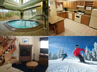Photo for Shawnee Condo Resort ~Pool~Gym~ Hot Tub
