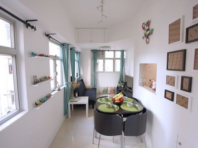 Photo for 2BR Apartment Vacation Rental in Hong Kong, 香港島