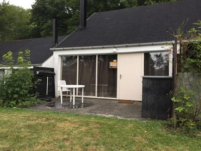 Photo for Holiday bungalow in a quiet area and close to nature for 4 P.