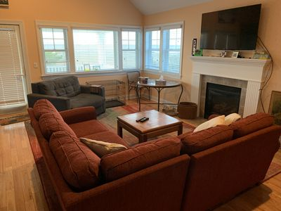 Photo for Family and Pet friendly with a killer view