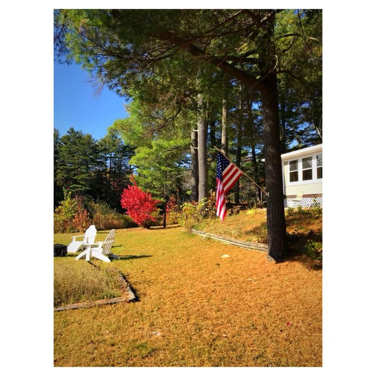Www Rental Homes: Classic Maine Cottage Located On A Point, Sidney