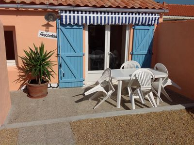Photo for Pretty new house on the island of Noirmoutier near the gois