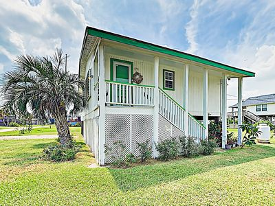 Photo for New Listing! Island Retreat w/ Large Deck & Yard, Walk to Beach