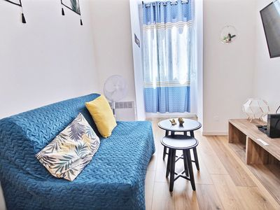 Photo for Beautiful flat in Marseille center & Old Port