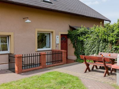 Photo for House Bursztyn with 4 bedrooms with terrace and barbecue