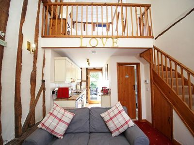Photo for Melford Cottage -  a cottage that sleeps 2 guests in 1 bedroom