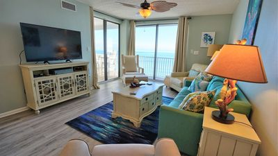 DIRECT GULF FRONT UNIT, PENTHOUSE FLOOR, GREAT AMENITIES, CLOSE TO ORANGE BEACH ACTIVITIES