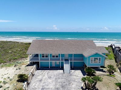 Photo for Spectacular Beach front home! 100 feet of unobstructed beach views! Sleeps 22