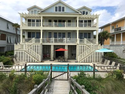 Photo for OCEANFRONT | C BREEZE | POOL | ELEVATOR | GREAT FOR LARGE FAMILIES