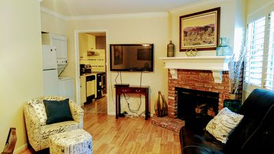 Photo for Cozy 2BR Guest House with Private Entry