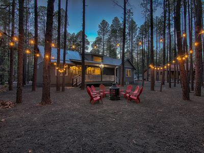 Photo for NEWLY BUILT ❤️Kid/Pet Friendly Cabin in Pinetop Country Club