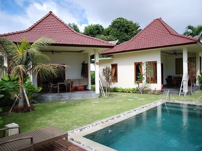 Photo for 2 bedrooms private peaceful villa