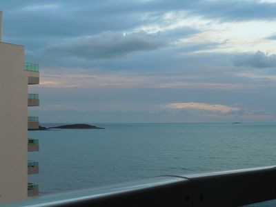 Photo for GREAT APARTMENT WITH 3 BEDROOMS 2 SUITES VARANDA WITH VIEW TO THE SEA