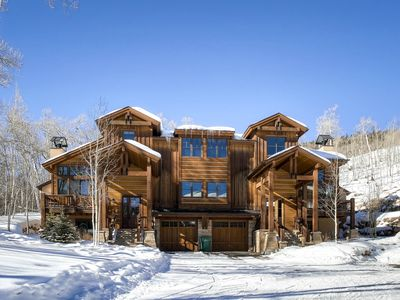 Photo for Exquisite 4Br/4Ba Townhome w/ Private Hot Tub~Kids Ski Free!