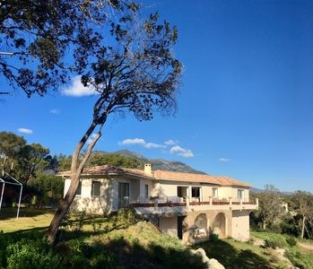 Photo for Charming villa T4 between sea and mountain