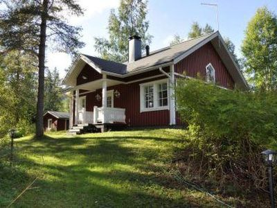 Photo for Vacation home Käränkämökki in Lieksa - 8 persons, 2 bedrooms