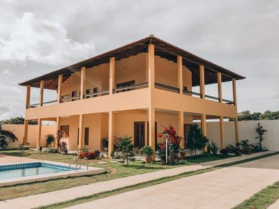 Photo for Beach House in Morro branco - Beberibe, CE (4 bedrooms)